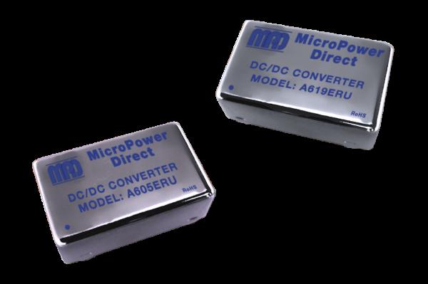 A602ERU | DC/DC | Ein: 9-36 V DC | Aus: 5 V DC | MicroPower Direct