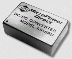 A501RU | DC/DC | Ein: 9-36 V DC | Aus: 3,3 V DC | MicroPower Direct