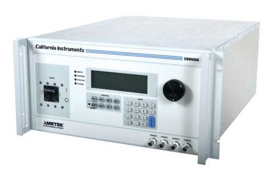 CSW5550   AC/AC   California Instruments (Ametek)