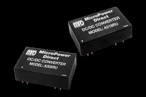 A304RU | DC/DC | Ein: 9-36 V DC | Aus: 15 V DC | MicroPower Direct
