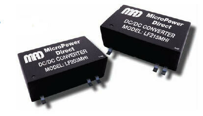 LF223MHI | DC/DC | Ein: 24 V DC | Aus: 15 V DC | MicroPower Direct