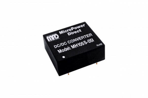 MH103S-03I   DC/DC   Ein: 3,3 V DC   Aus: 3,3 V DC   MicroPower Direct