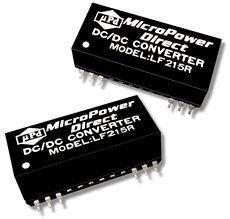 LF203R | DC/DC | Ein: 5 V DC | Aus: 15 V DC | MicroPower Direct