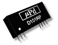 D114RP | DC/DC | Ein: 12 V DC | Aus: 15 V DC | MicroPower Direct