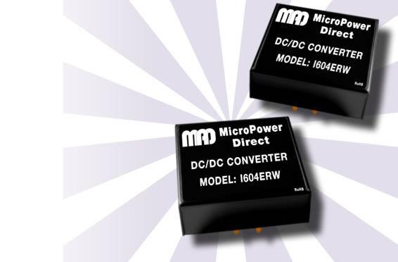 I623ERW | DC/DC | Ein: 18-36 V DC | Aus: 12 V DC | MicroPower Direct