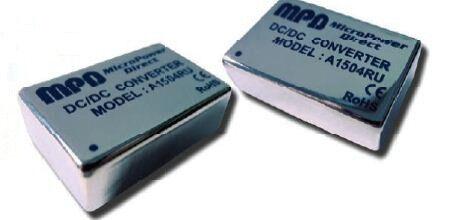 A1502RU   DC/DC   Ein: 9-36 V DC   Aus: 5,1 V DC   MicroPower Direct