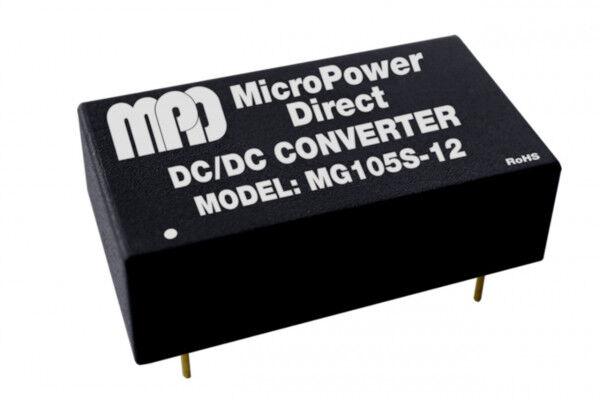 MG112S-24xx   DC/DC   Ein: 12 V DC   Aus: 24 V DC   MicroPower Direct