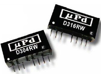 D311RW | DC/DC | Ein: 18-36 V DC | Aus: 5 V DC | MicroPower Direct