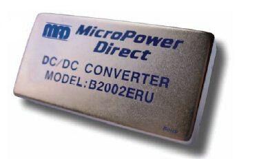 B2003ERU | DC/DC | Ein: 9-36 V DC | Aus: 12 V DC | MicroPower Direct