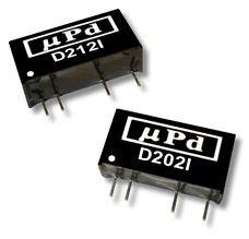 D223I | DC/DC | Ein: 24 V DC | Aus: 12 V DC | MicroPower Direct