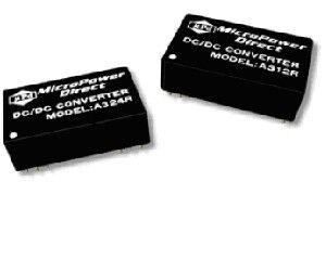A333R | DC/DC | Ein: 48 V DC | Aus: 15 V DC | MicroPower Direct