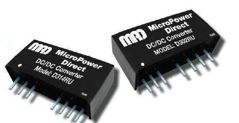 D311RU   DC/DC   Ein: 9-36 V DC   Aus: 3,3 V DC   MicroPower Direct