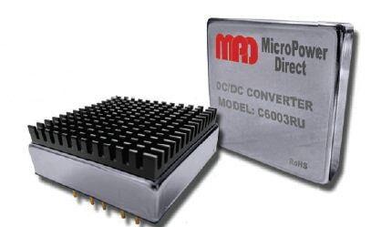 C6013RU | DC/DC | Ein: 18-75 V DC | Aus: 12 V DC | MicroPower Direct