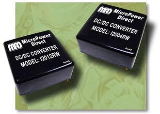 I2004RW | DC/DC | Ein: 9-18 V DC | Aus: 15 V DC | MicroPower Direct
