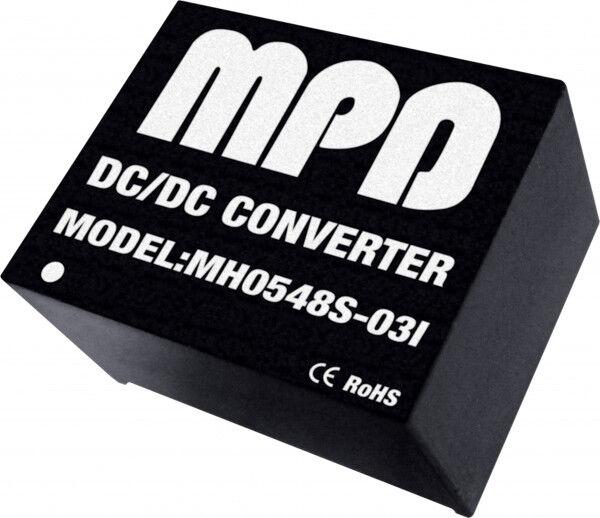 MH0505S-07(I) | DC/DC | Ein: 5 V DC | Aus: 7,2 V DC | MicroPower Direct