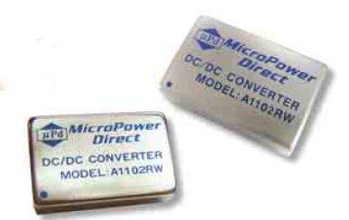 A1121RW   DC/DC   Ein: 36-72 V DC   Aus: 2,5 V DC   MicroPower Direct