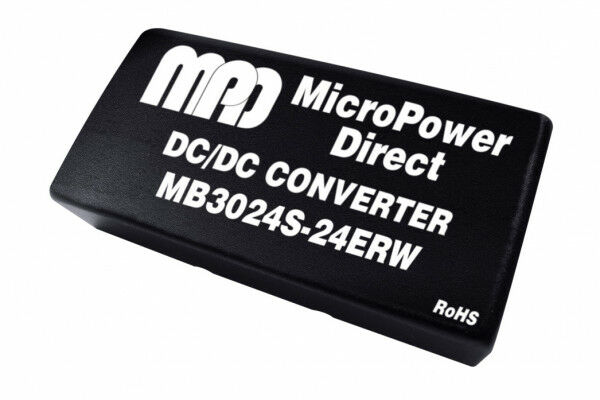 MB3048S-03ERW | DC/DC | Ein: 36-75 V DC | Aus: 3,3 V DC | MicroPower Direct