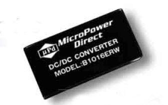 B1013ERW | DC/DC | Ein: 18-36 V DC | Aus: 15 V DC | MicroPower Direct