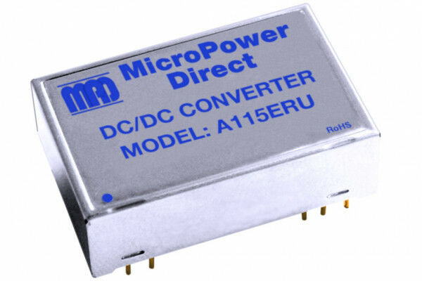 A101ERU | DC/DC | Ein: 9-36 V DC | Aus: 3,3 V DC | MicroPower Direct