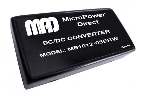 MB1012S-15ERW | DC/DC | Ein: 9-18 V DC | Aus: 15 V DC | MicroPower Direct