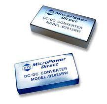 B2012RW | DC/DC | Ein: 18-36 V DC | Aus: 5 V DC | MicroPower Direct