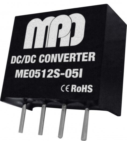 ME0548S-15(I) | DC/DC | Ein: 48 V DC | Aus: 15 V DC | MicroPower Direct
