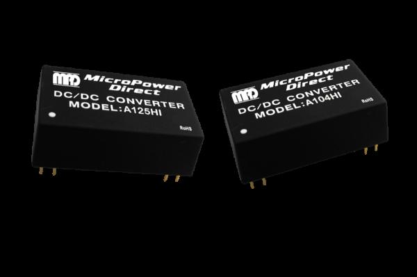 A122HI   DC/DC   Ein: 15 V DC   Aus: 12 V DC   MicroPower Direct