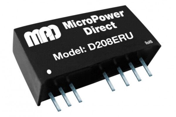 D214ERU | DC/DC | Ein: 18-72 V DC | Aus: 12 V DC | MicroPower Direct