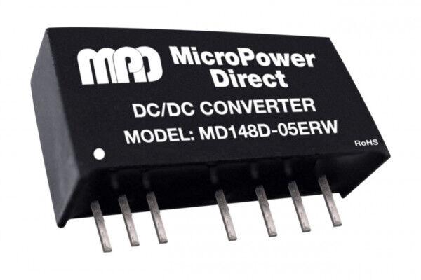 MD112S-03ERW   DC/DC   Ein: 9-18 V DC   Aus: 3,3 V DC   MicroPower Direct