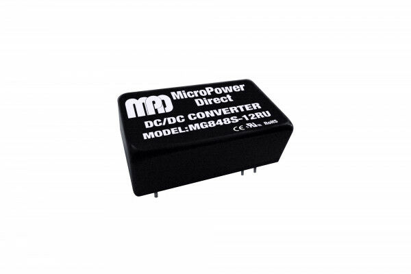 MG824S-24RU   DC/DC   Ein: 9-36 V DC   Aus: 24 V DC   MicroPower Direct