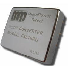 F3011RU | DC/DC | Ein: 18-75 V DC | Aus: 2,5 V DC | MicroPower Direct