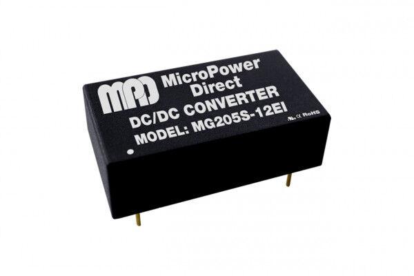 MG224S-05EI | DC/DC | Ein: 24 V DC | Aus: 5 V DC | MicroPower Direct