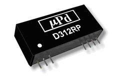 D324RP   DC/DC   Ein: 24 V DC   Aus: 15 V DC   MicroPower Direct