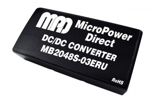 MB2024S-12ERU | DC/DC | Ein: 9-36 V DC | Aus: 12 V DC | MicroPower Direct