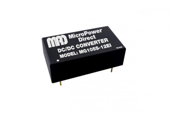 MG112S-15EI   DC/DC   Ein: 12 V DC   Aus: 15 V DC   MicroPower Direct