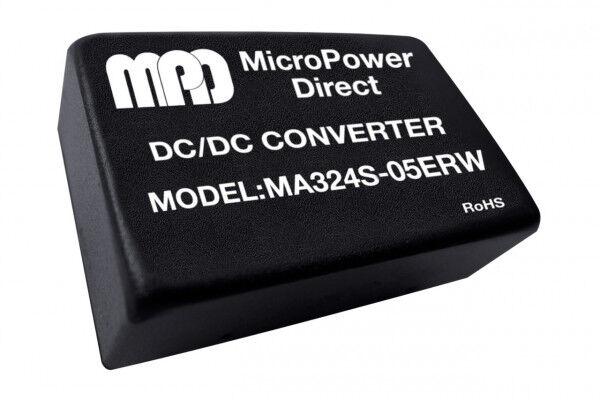 MA348S-05ERW   DC/DC   Ein: 36-75 V DC   Aus: 5 V DC   MicroPower Direct