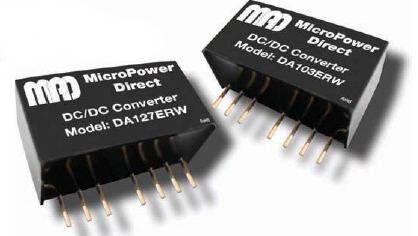DA133ERW | DC/DC | Ein: 36-72 V DC | Aus: 12 V DC | MicroPower Direct