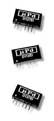 D111EI | DC/DC | Ein: 12 V DC | Aus: 5 V DC | MicroPower Direct