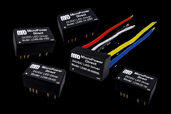 LD48-34-600 | DC/DC | Ein: 7-60 V DC | Aus: Konstantstrom V DC | MicroPower Direct