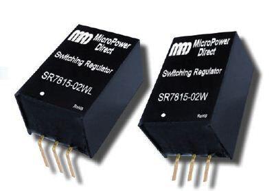 SR7815-018W(L)   DC/DC   Ein: 4,75-18 V DC   Aus: 1,8 V DC   MicroPower Direct